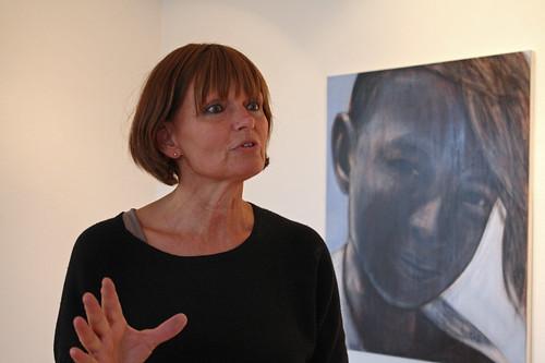 Agneta Björklund ställer ut på Konstforum