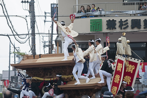Kishiwada Danjiri Matsuri 岸和田だんじり祭 6