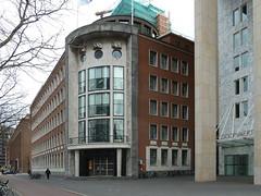 Blaak 40 vm Amsterdamsche Bank