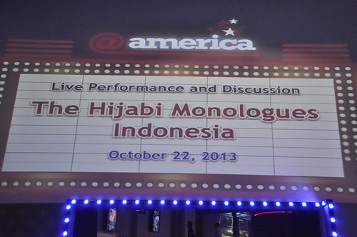 The Hijabi Monologue Indonesia
