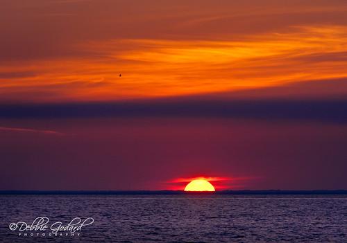 sunset sky nature clouds landscape bay pier alabama fairhope mobilebay escc nikond300s camerasouth debbiegodard imagesofbaldwincounty