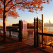 Gateway To Pier ( C ) Hoboken  by pmarella