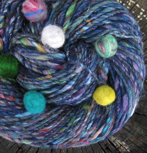 orbit handspun yarn
