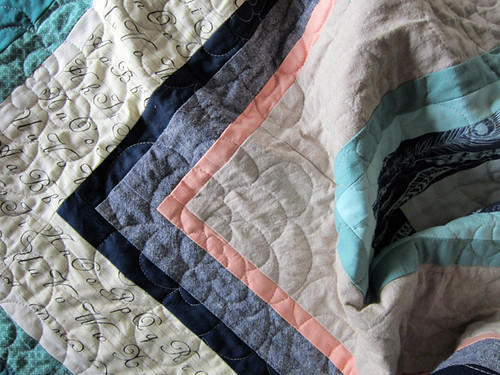 gone quilting