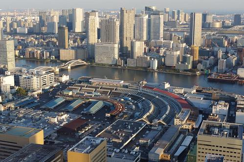 Kachidoki Tsukiji market PETNAX K-3