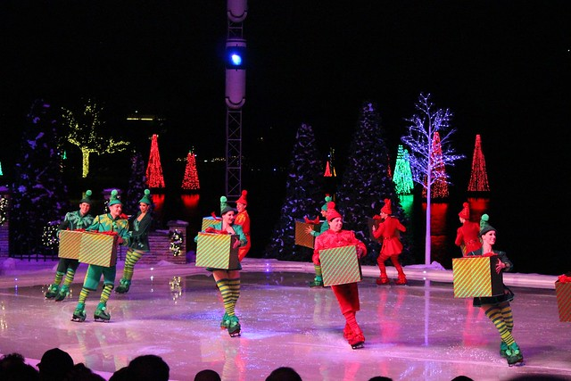 SeaWorld Orlando Christmas 2013