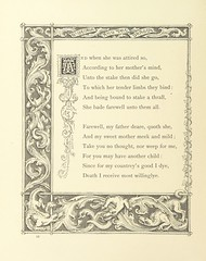 "British Library digitised image from page 30 of ""St. George and the Dragon [in verse], illustrated by J. Franklin [With a preface signed H.]"""