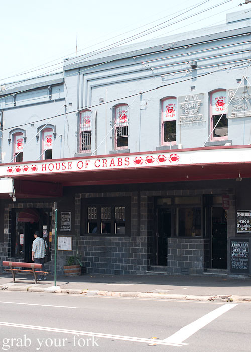 House of Crabs at the Norfolk Hotel, Redfern