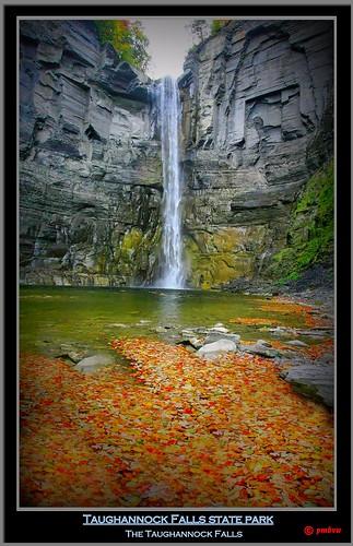 usa taughannockfalls wasserwasserfall worldgetcolors