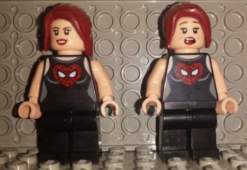 LEGO Marvel Super Heroes Mary Jane