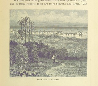 Image taken from page 53 of '[The Land and the Book; or, Biblical illustrations drawn from the manners and customs, the scenes and scenery, of the Holy Land.]'