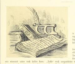 """British Library digitised image from page 511 of """"Goethe's Italienische Reise. Mit 318 Illustrationen ... von J. von Kahle. Eingeleitet von ... H. Düntzer"""""""