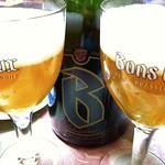 ベルギービール大好き!! ボンヴー Bons Veux