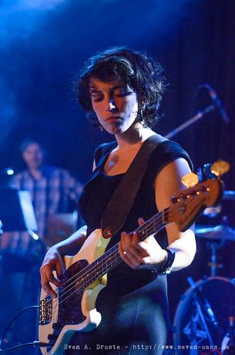 Eva Marxen / David Pfeffer & Band (SAD_20131204_NKN2898)
