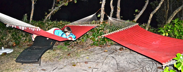 Jupiter Beach Resort, Sinclairs Restaurant - Florida - hammock time