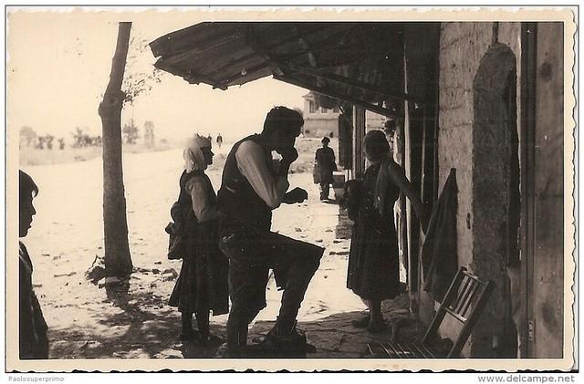Berat, Бэрат. Albania, 1939-1943?