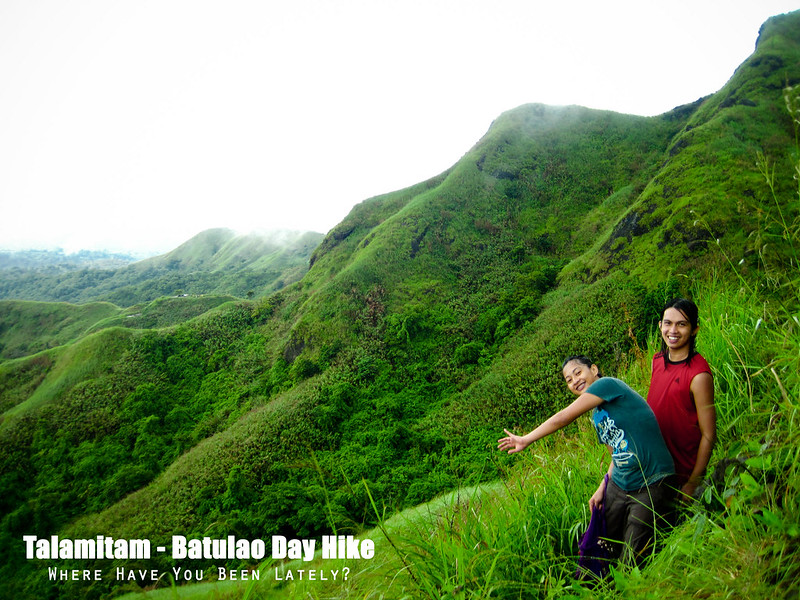 Talamitam-Batulao Twin Hike