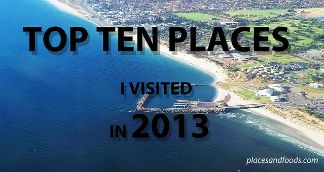 top ten places large