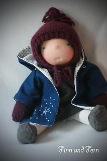 Pauline - The Winter Girl