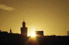 Sunset from Dar Seffarine