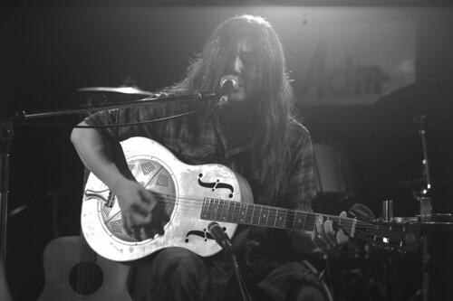 O.E. Gallagher live at Adm, Tokyo, 05 Jan 2014. 075
