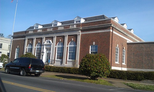 United States Post Office- Greenville AL
