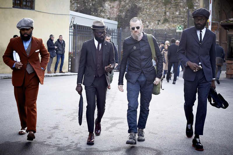 Pitti Uomo 85- the first images from tradeshow - 006