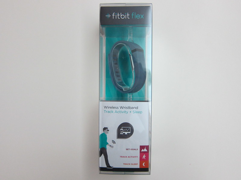 Fitbit Flex - Packaging Front