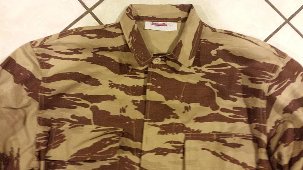 Greek Desert Lizard Camo Uniform 11973063753_740788c5fc_b