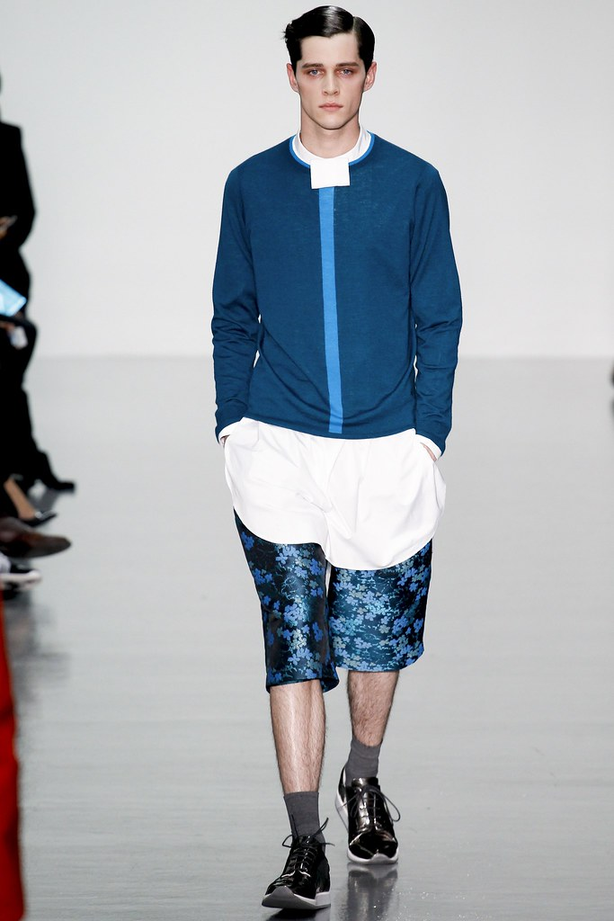 FW14 London Richard Nicoll015_Luke Powell(VOGUE)