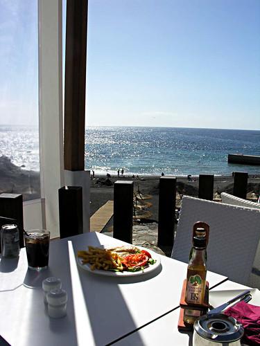 Sansibar Ajabo Restaurant, Callao Salvaje Beach