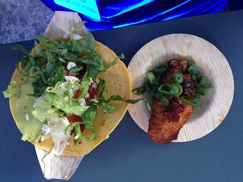 David Burke's Taco & Chicken Wing