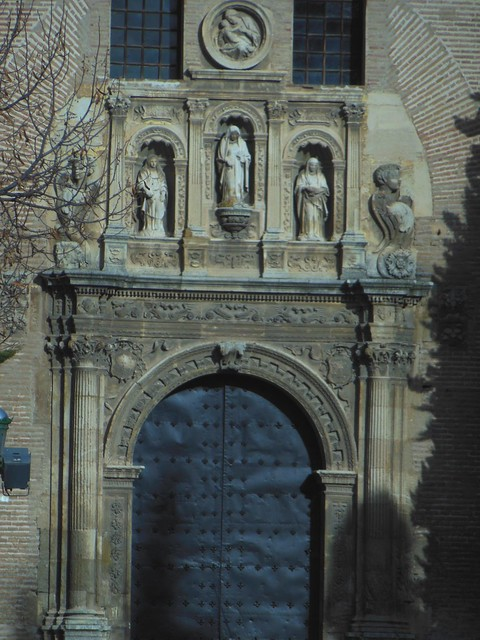 Se or del biombo iglesia de santa ana granada - Santa ana granada ...