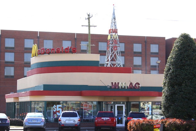 WMAC, a McDonalds Radio Station