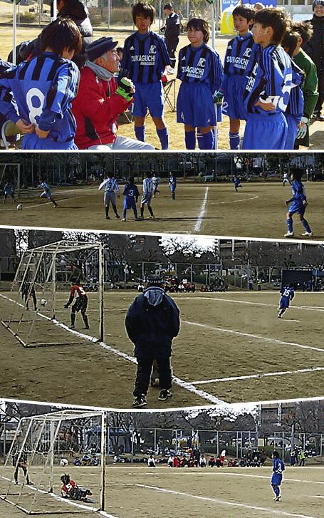 「鳥羽FC ウインターカップ明石」