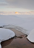 Lake Superior On Ice by Michael Koole - Vision Three Images