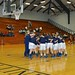 Women's Basketball Action vs. Wesleyan