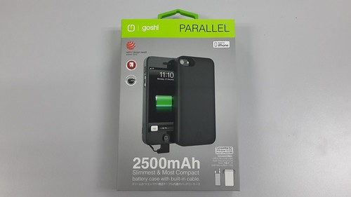 gosh! Parallel 2,500mAh