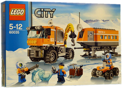 LEGO City Arctic Outpost (60035)