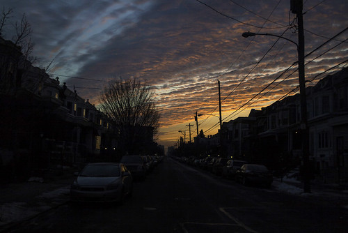 city morning winter urban usa color philadelphia clouds america sunrise unitedstates westphiladelphia pennsylvania pa philly westphilly 215 locuststreet cityofbrotherlylove