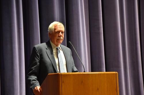 President Marv Henberg