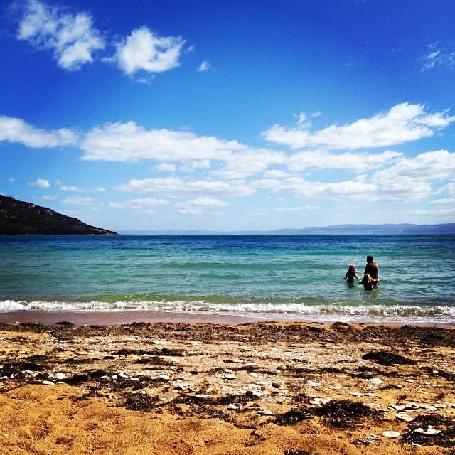 Freycinet dreaming #latergram #tasmania #instatassie