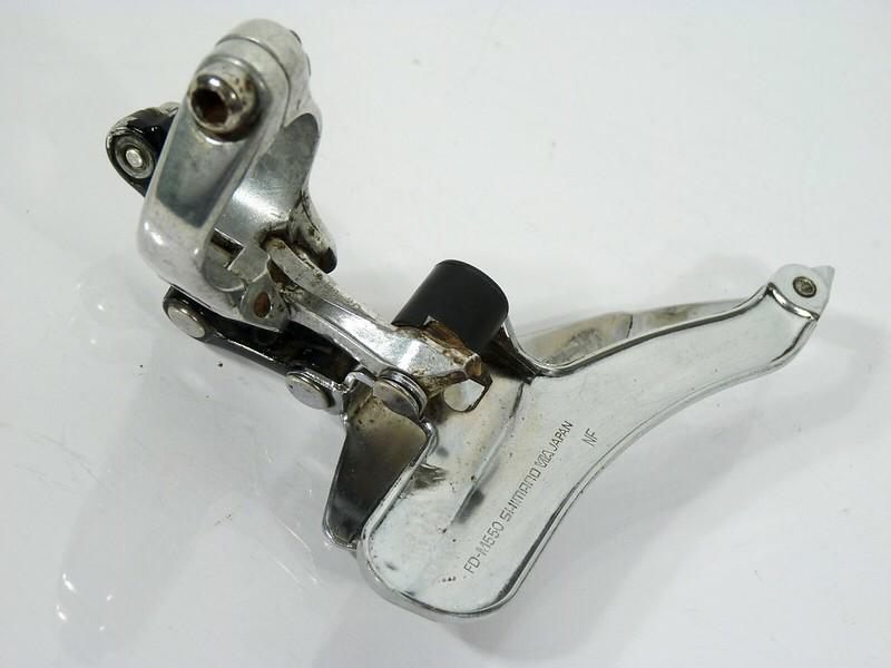 Shimano LX FD-M550 28,6mm Umwerfer_03