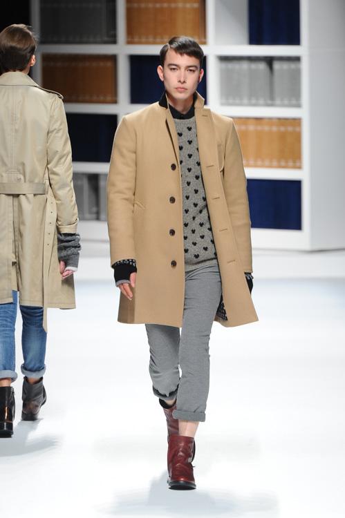 FW14 tokyo FACTOTUM031_Sen Mitsuji(Fashion Press)