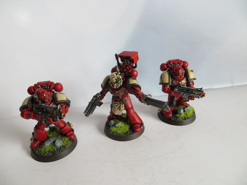Devastor Troop - Sergeant & 2 Marines I