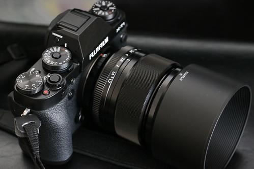 X-T1 & 56mmF1.2