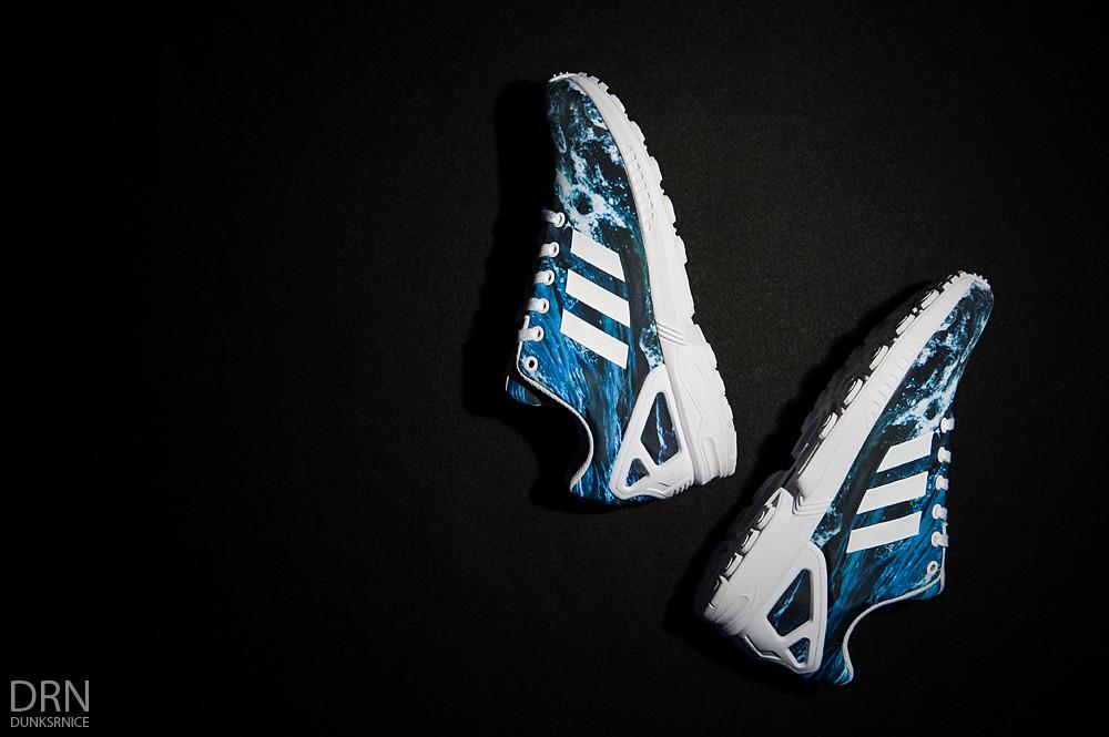 Adidas ZX Flux.