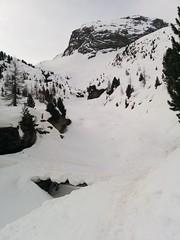 Brücke beim Aufstieg zur Kassler Hütte