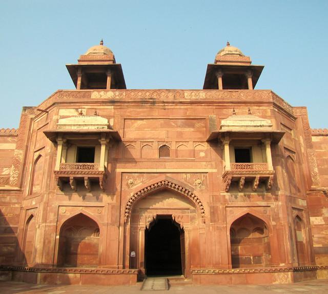 Image result for fatehpur sikri jodhabai palace