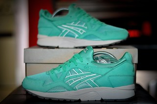 "Asics gel lyte 5 x Ronnie Fieg ""Mints"""